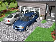 landscaped-driveway