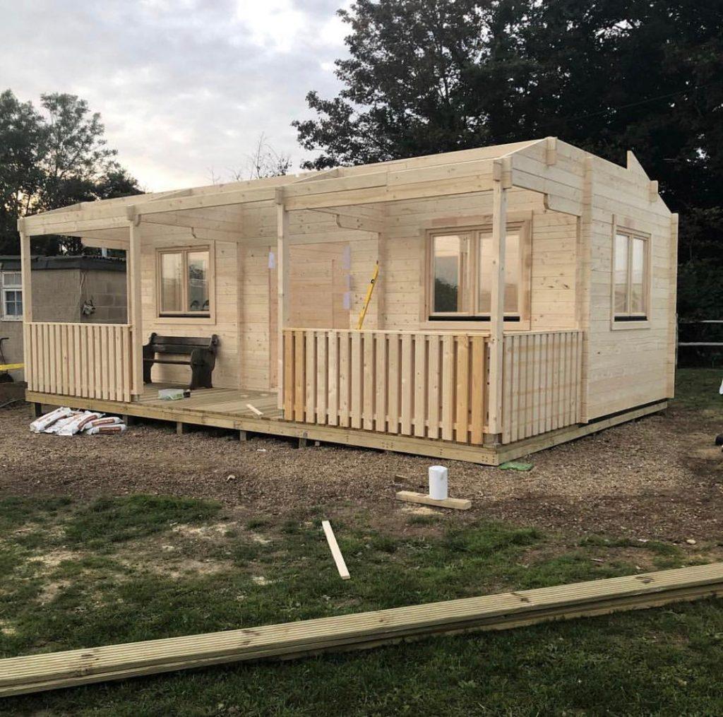 Summerhouse installers