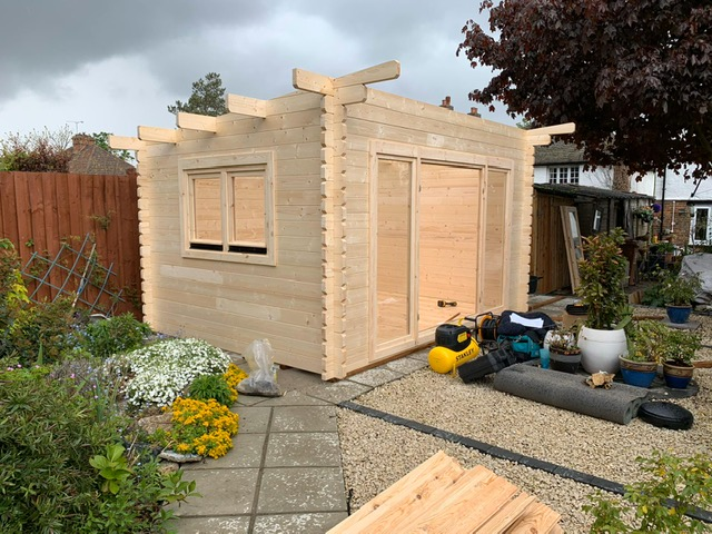 Garden Office Construction